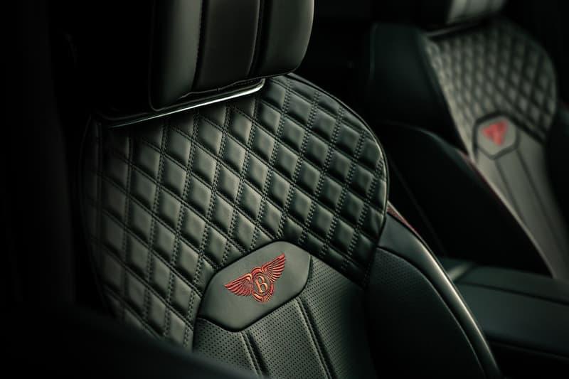 Bentley 發表全新 2021 年樣式 Bentayga 車款
