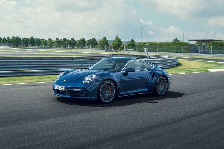 Porsche 全新世代 911 Turbo 車型正式發佈
