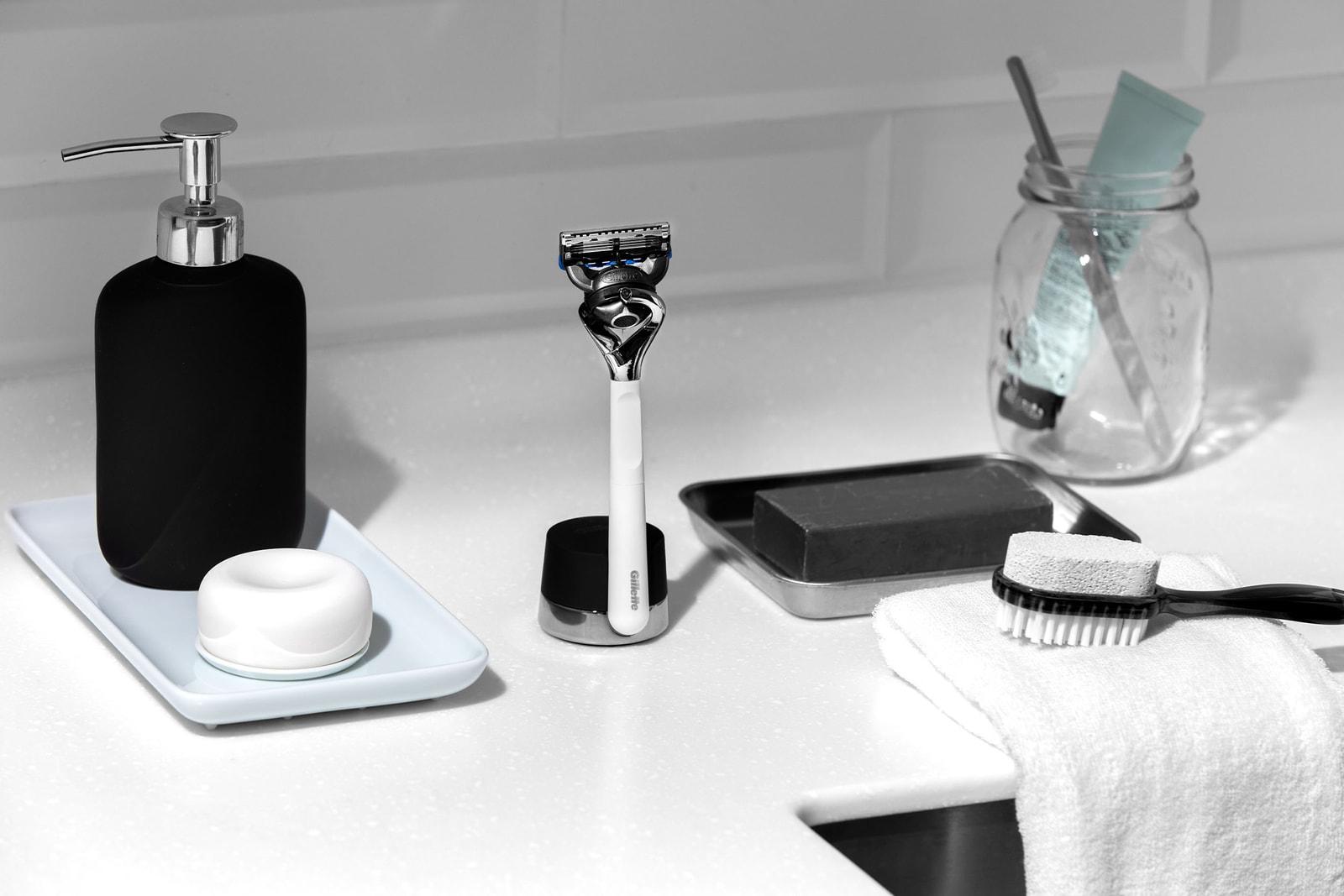 時尚色調注入-Gillette 推出 Fusion5™ ProGlide 系列限量版剃鬚刀