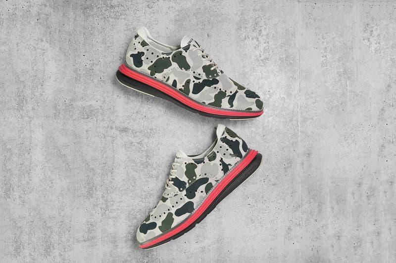 Cole Haan x STAPLE 推出別注版本 ØriginalGrand Ultra Wingtip 鞋款
