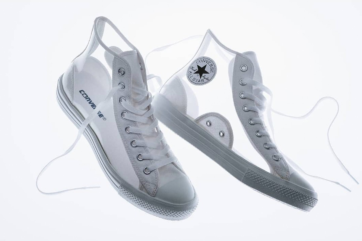 All Star Light Clearmaterial Hi 鞋款