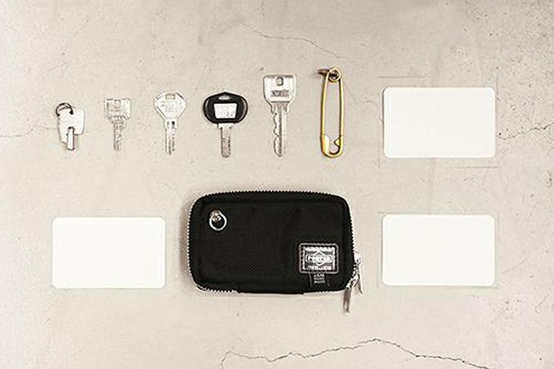 JAM HOME MADE 攜手 PORTER 打造小物專屬包袋系列