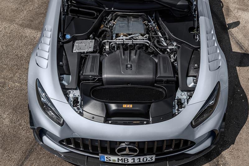 Mercedes-AMG GT Black Series 究極街車正式發佈