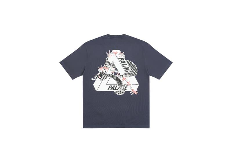Palace Skateboards 全新 2020 夏季 T-Shirt 系列正式發佈