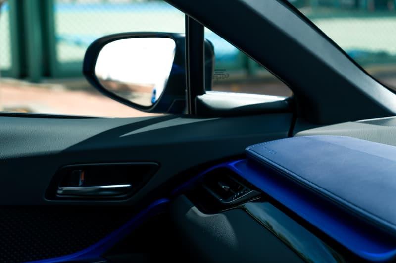 HYPEBEAST 實測體驗 Toyota 混能 C-HR