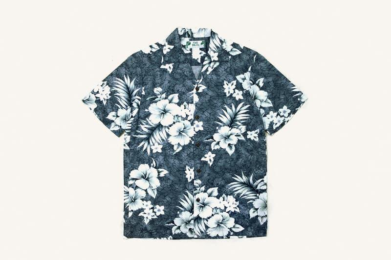 Aloha Shirt 正宗品牌 Two Palms 登陸香港