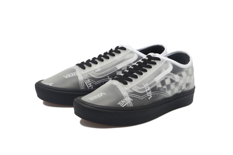 Vans 推出多組全新 Comfycush Slip-Skool 配色