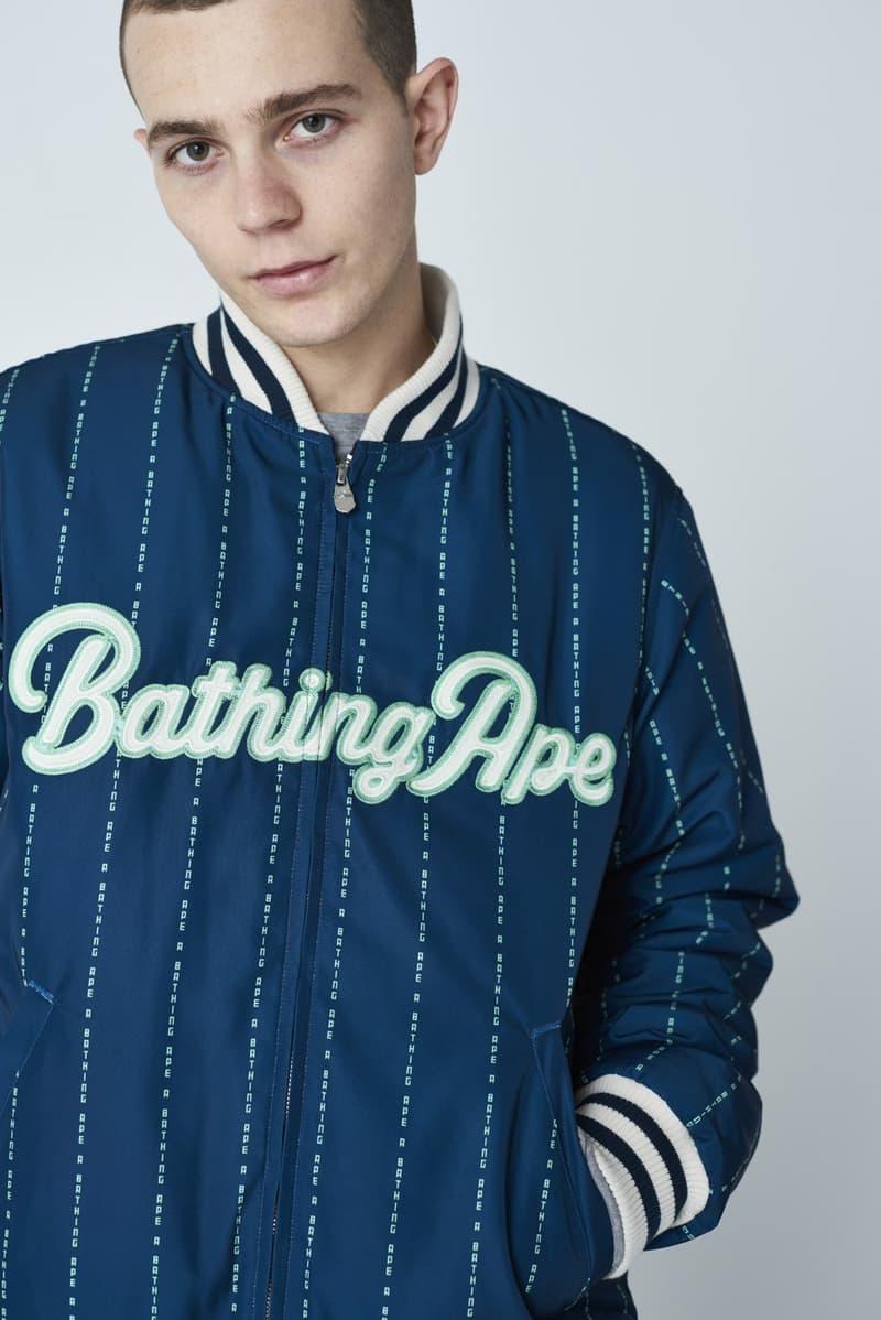 A BATHING APE® 最新 2020 秋冬男裝系列 Lookbook 發佈