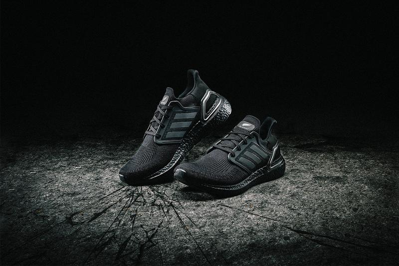 adidas x 紐西蘭國家橄欖球隊聯乘 UltraBOOST 20「ALL BLACKS」發佈