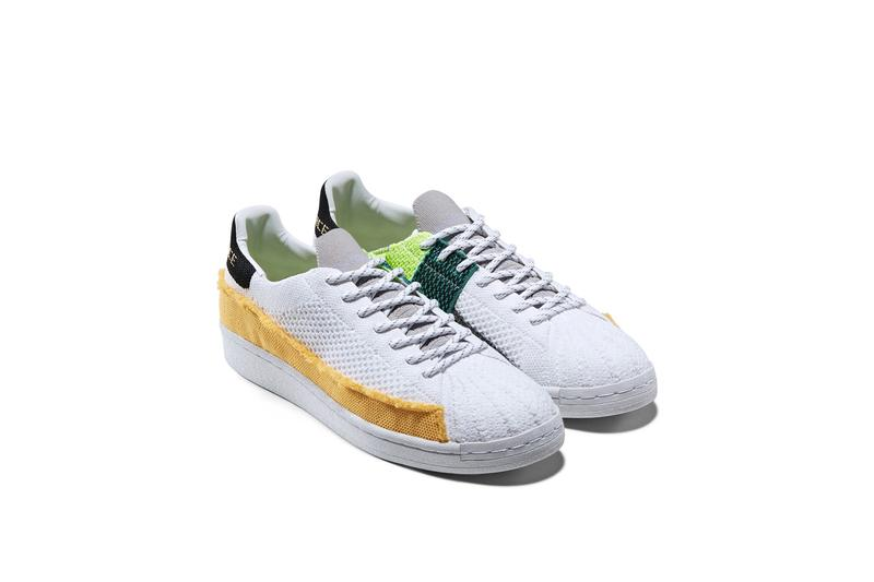 Pharrell Williams x adidas Originals 全新聯名鞋款 Superstar 發售情報正式公開