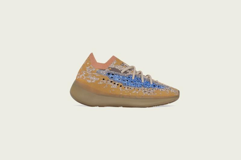 adidas YEEZY BOOST 380「Blue Oat」鞋款港台發售情報公開