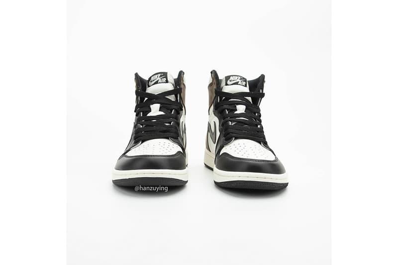 率先近賞 Air Jordan 1 High OG 全新配色「Dark Mocha」