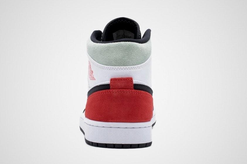Air Jordan 1 Mid SE 全新配色「Track Red」發佈