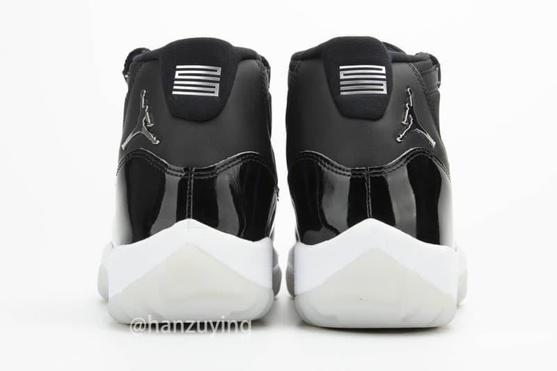 Air Jordan 11 全新 2020 年度復刻版本「25th Anniversary」最新圖輯曝光