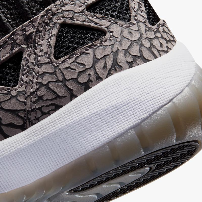 Air Jordan 11 Low IE 全新配色「Black Cement」發佈