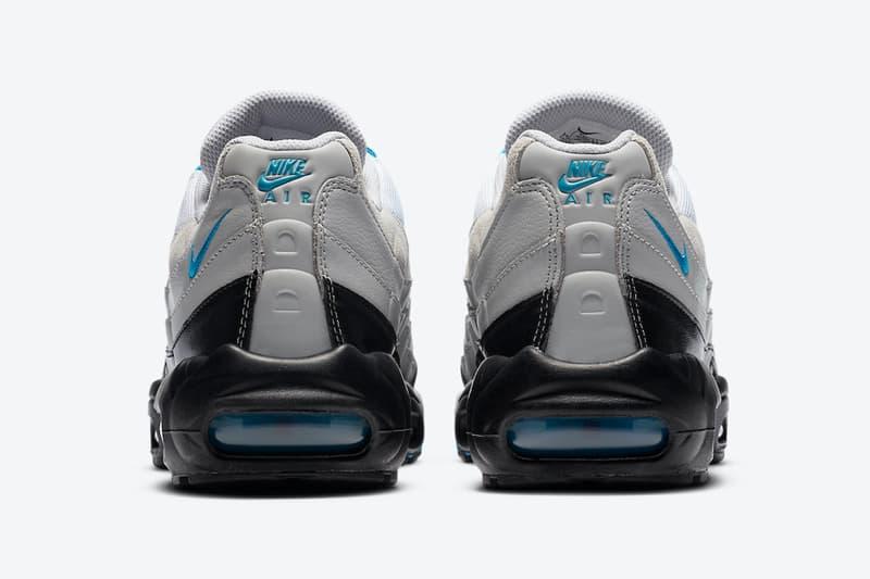 Nike Air Max 95 全新「Laser Blue」配色官方圖輯發佈