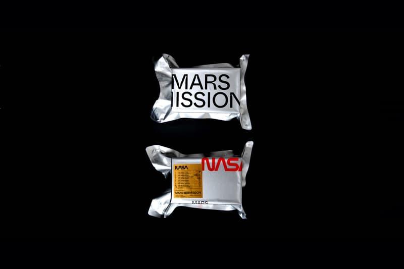 ANICORN x NASA 聯乘全新「MARS MISSION」限定系列