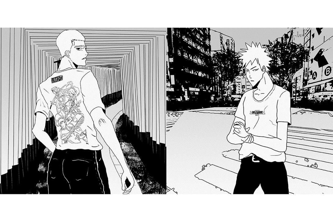 BAIT x《BLEACH 死神》全新聯乘系列發佈