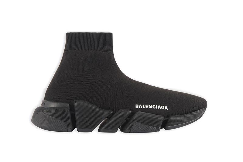 Balenciaga Speed 2.0 Trainer 全新改版鞋款正式登場