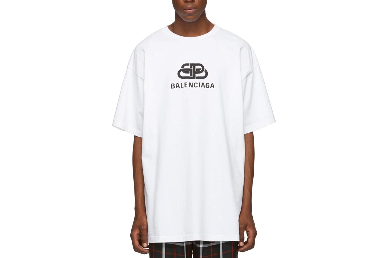 本日嚴選 9 款 Oversized T-Shirt 單品入手推介