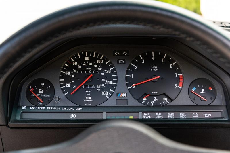 1988 年式樣 BMW 收藏等級 E30 M3 正式展開拍賣