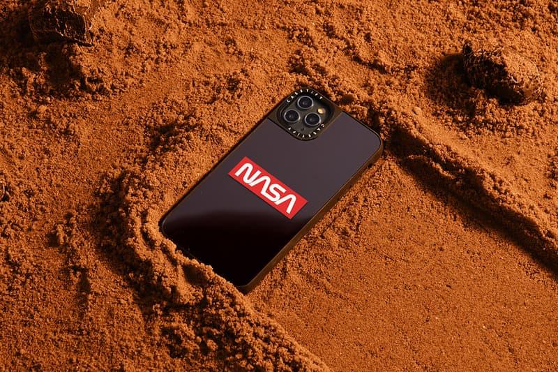 CASETiFY 攜手 NASA 聯乘推出「太空任務」電子配件裝備