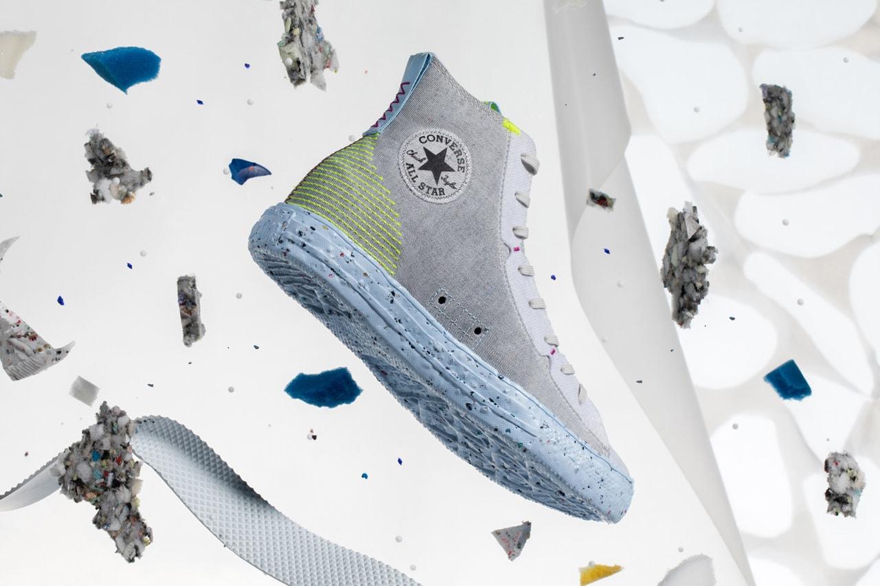 Nike、Converse、Jordan Brand 三線全開可持續環保鞋款系列