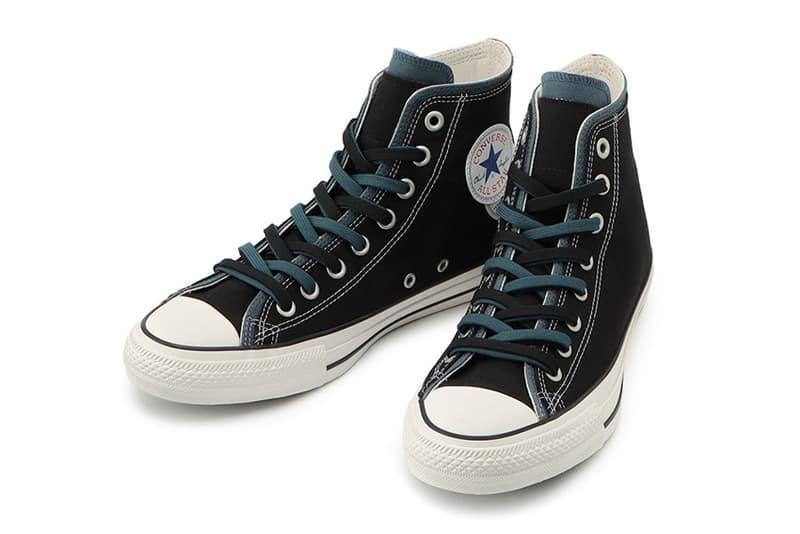 Converse Japan 推出 ALL STAR 100 DOUBLEPARTS Hi 全新鞋款系列