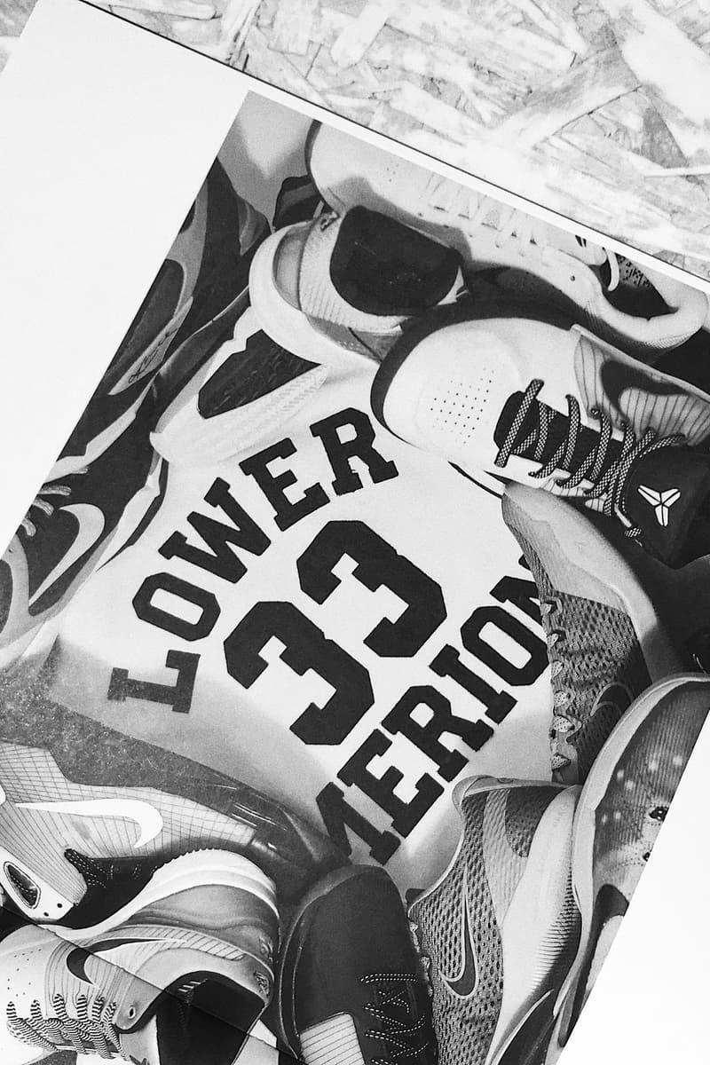 球鞋雜誌《Digger》推出「Kobe Issue」紀念特輯