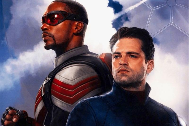 Marvel 全新英雄影集《The Falcon and The Winter Soldier》確定延期登陸 Disney+