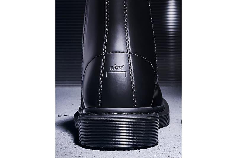 Dr. Martens x A-COLD-WALL* 攜手推出全新「1460 Remastered」別注靴款