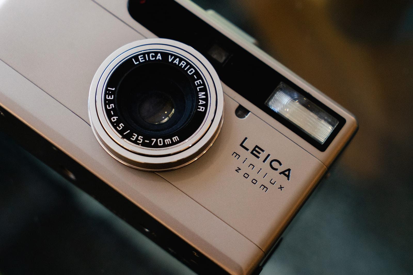 HYPEBEAST 編集部個人恆常用相機配備特集