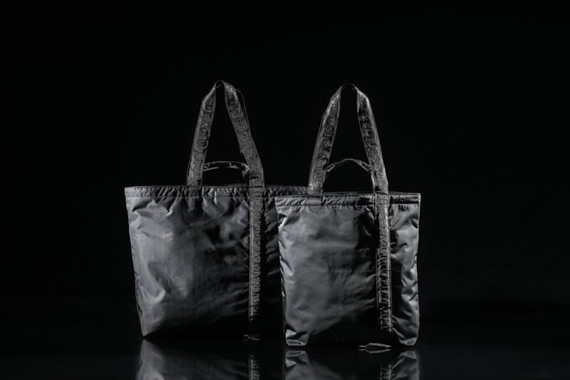 RAMIDUS 發佈與 fragment design 聯手打造的「Black Beauty」聯名包款