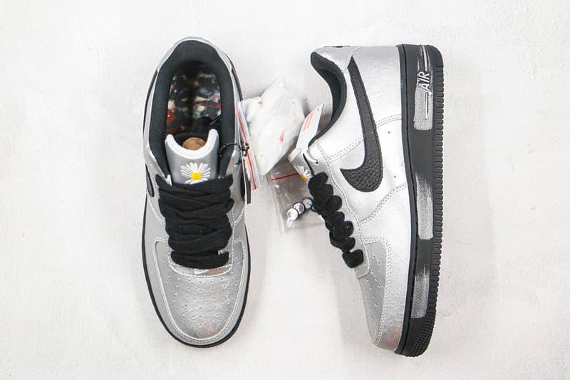 PEACEMINUSONE x Nike Air Force 1 第二回聯乘鞋款細節近賞