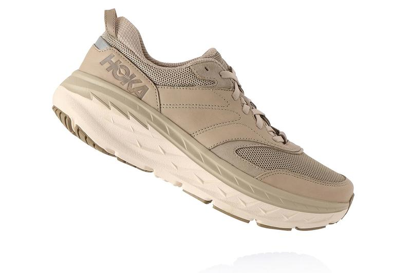 HOKA ONE ONE 推出全新 Bondi L 鞋款