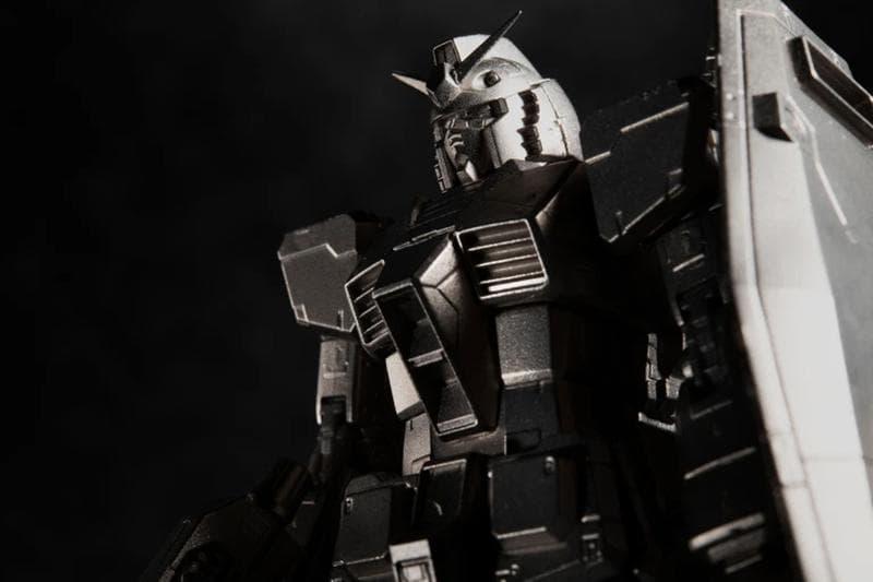 Bandai Spirit 推出價值 220,000 日圓的稀有金屬 Gundam 模型