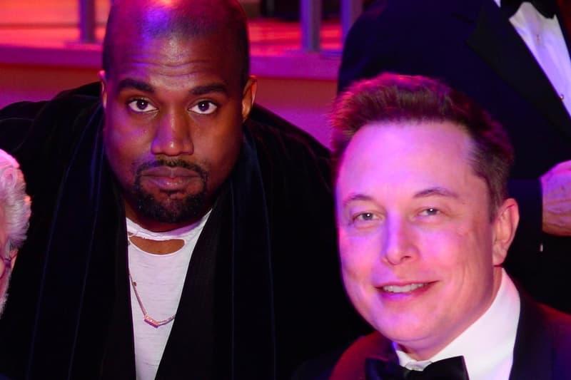 Elon Musk 建議 Kanye West 推遲至 2024 年才競選總統