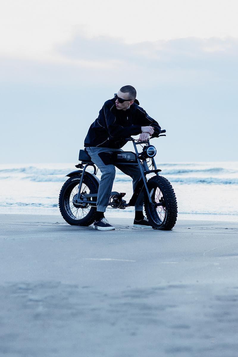NEIGHBORHOOD x SUPER73 推出別注版本電動自行車