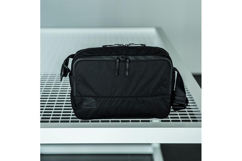 RAMIDUS 繼承 HEAD PORTER 推出全新「Black Series」包袋系列