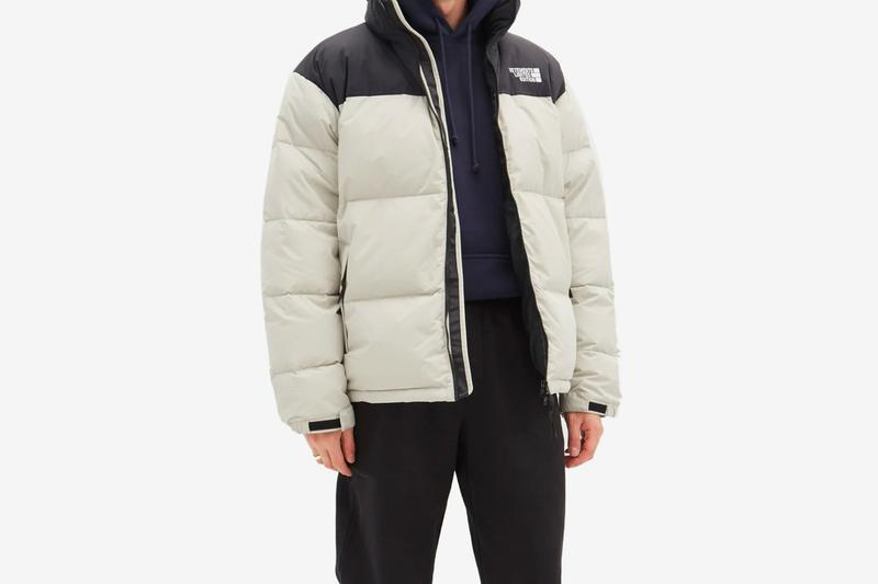 Vetements 推出致敬 The North Face 的全新外套單品