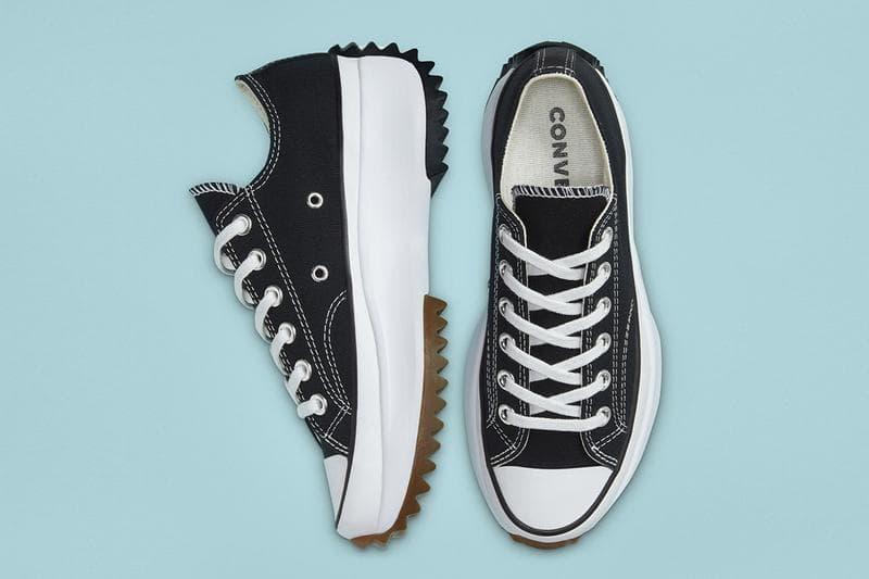 Converse 山系變種 Run Star Hike 鞋款推出低筒版本