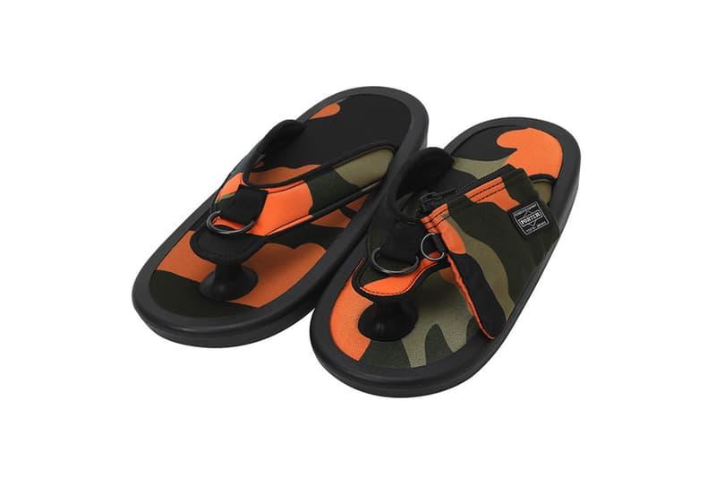 Porter x JoJo 打造機能再升級聯名拖鞋款式