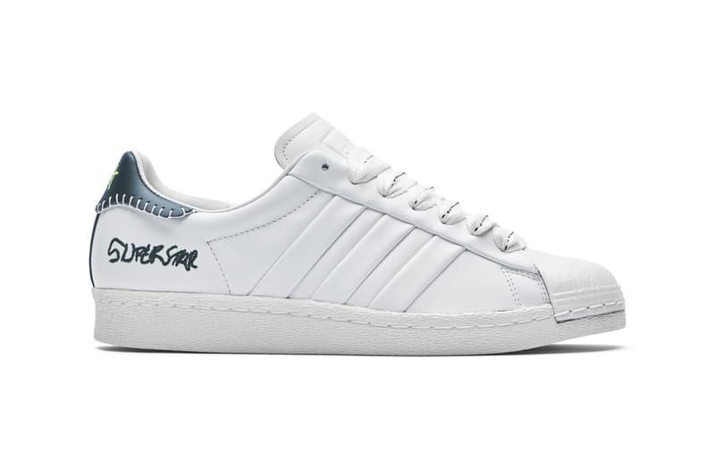 adidas Originals 聯乘 Jonah Hill 別注 Superstar 鞋款發售情報