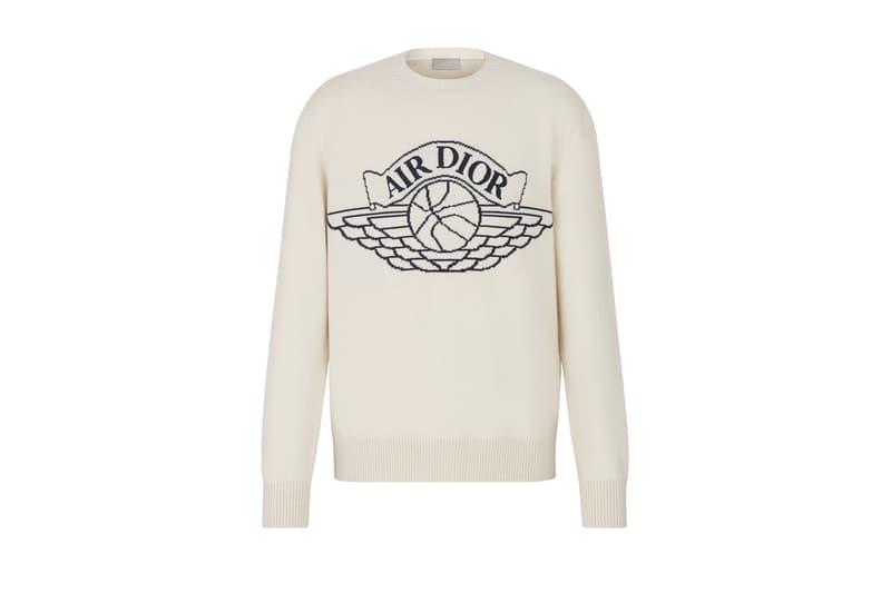 Dior x Jordan Brand「AIR DIOR」聯名時裝系列正式發售