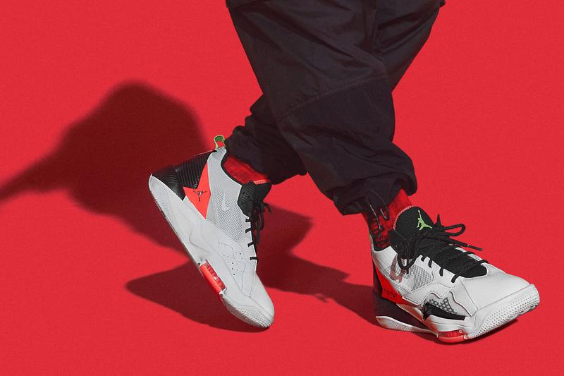 Jordan Brand 全新 Jordan Zoom '92 鞋款香港區發售情報