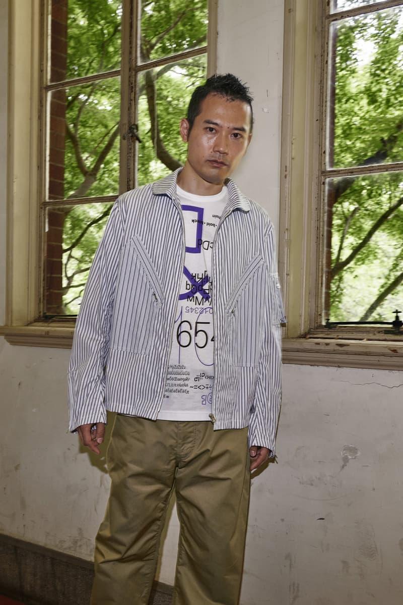Junya Watanabe MAN 2021 春夏系列 Lookbook 正式發佈