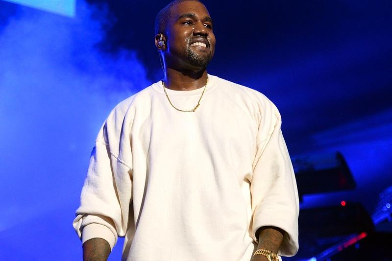 Kanye West 為 YEEZY Gap 定裝畫面率先曝光