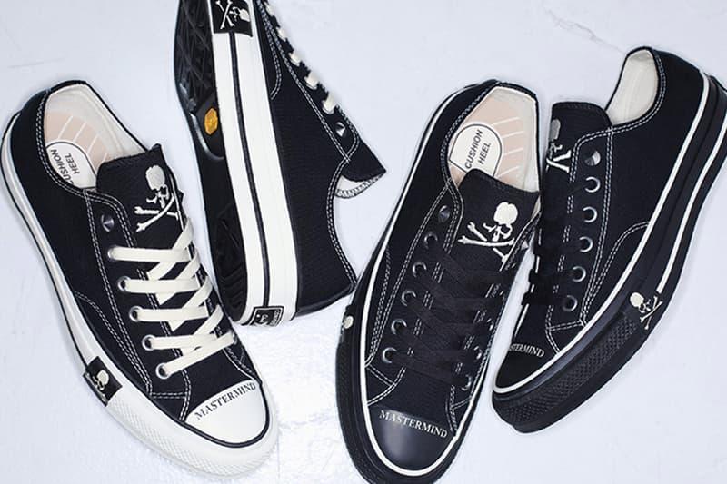 Converse Addict x mastermind JAPAN 推出別注版 All Star 鞋款
