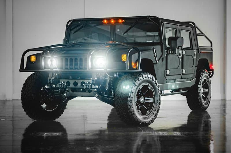 Mil-Spec 打造要價 $300,000 美元 Hummer H1 硬派越野改裝車款