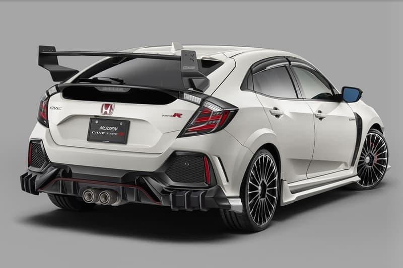 Mugen 打造 Honda Civic Type R 全新碳纖維寬體改裝版本